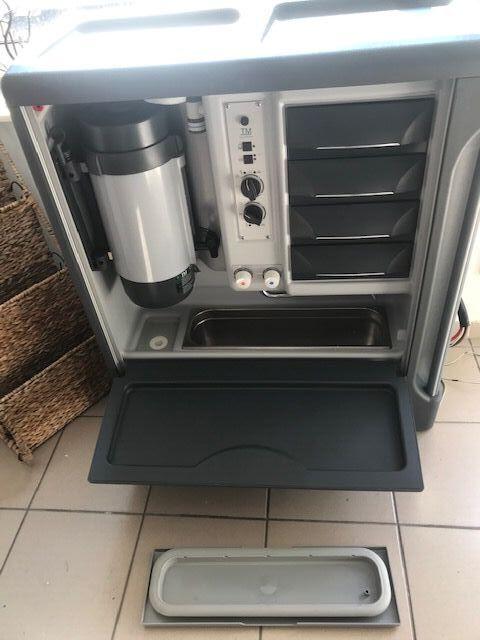 Tassen Küche neuwertig! coffee machine for MAN 40 bus