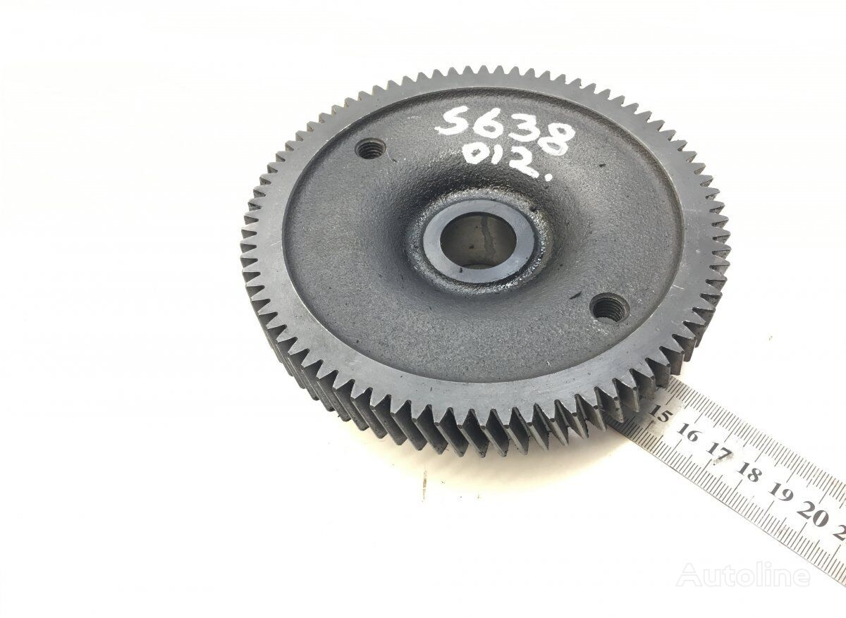 SCANIA (012 1376358) compressor gear for SCANIA 4-series 94/114/124/144/164 (1995-2004) tractor unit