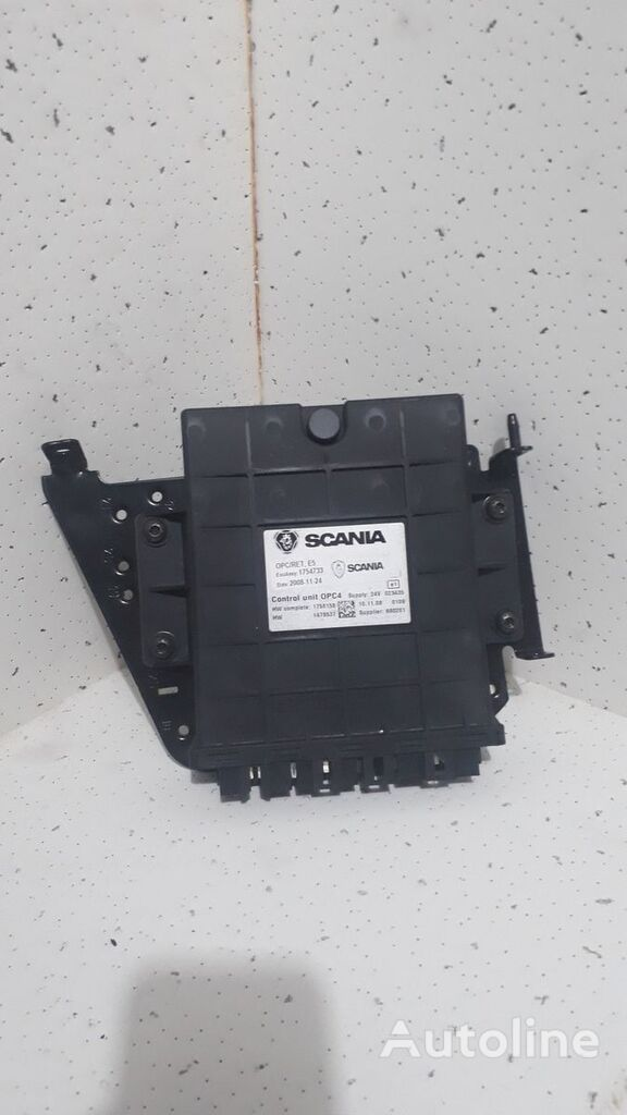 (1754733) control unit for SCANIA 124 R truck