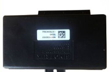control unit for truck