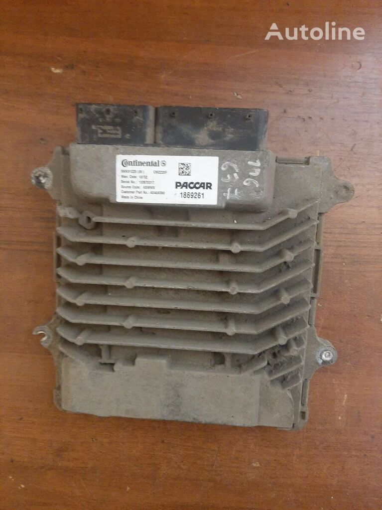 (1869261) control unit for DAF XF106 tractor unit