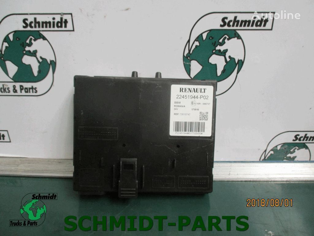 control unit for RENAULT truck