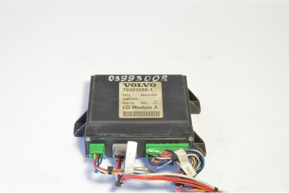 control unit for VOLVO tractor unit
