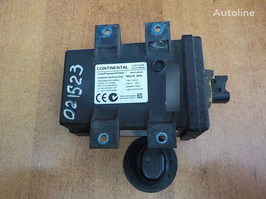 control unit for SCANIA tractor unit