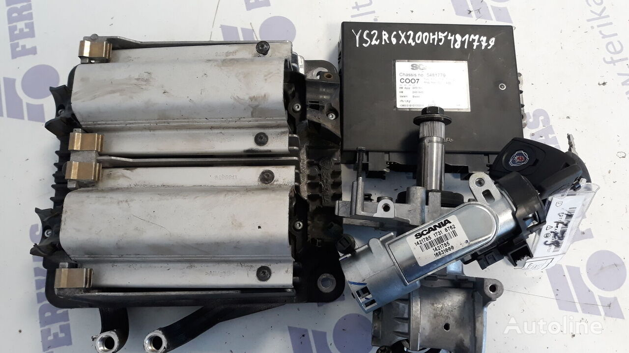 control unit for SCANIA R tractor unit