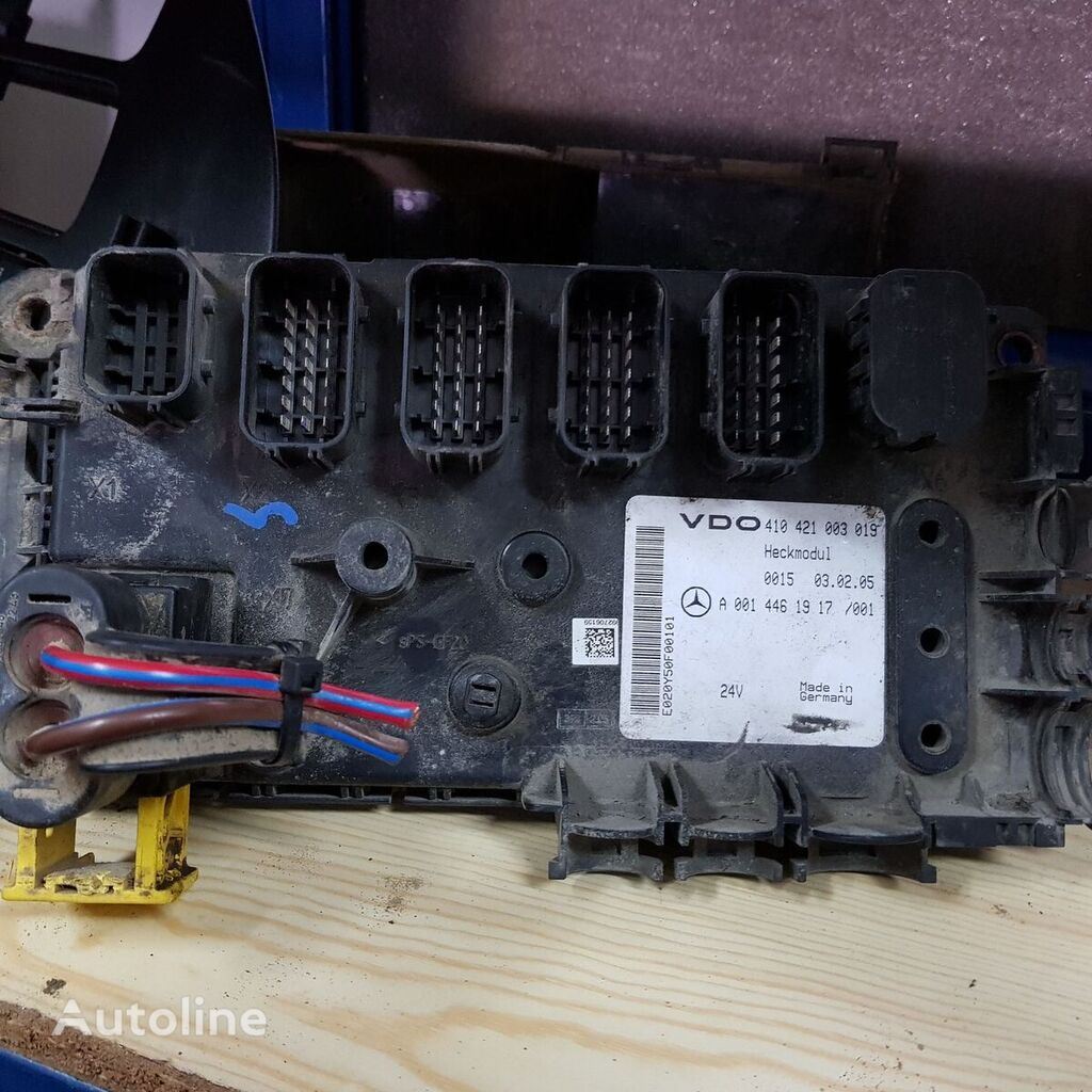 (A 001 446 1917) control unit for MERCEDES-BENZ ACTROS truck