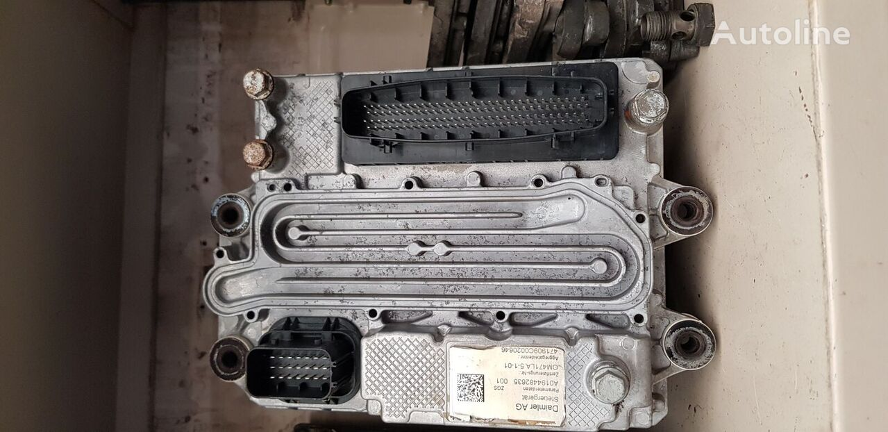 control unit for MERCEDES-BENZ Actros MP4 truck
