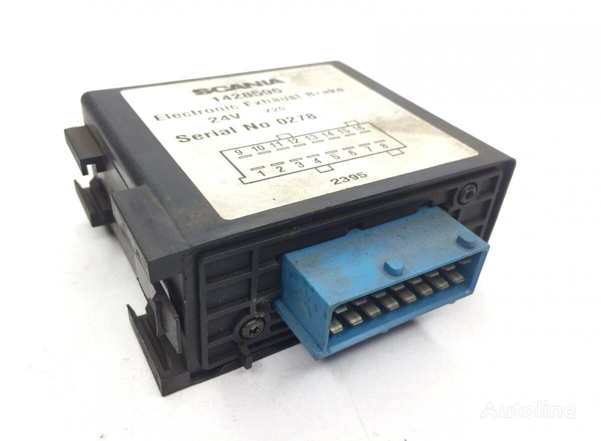 control unit for SCANIA 4-series 94/114/124/144/164 (1995-2004) truck