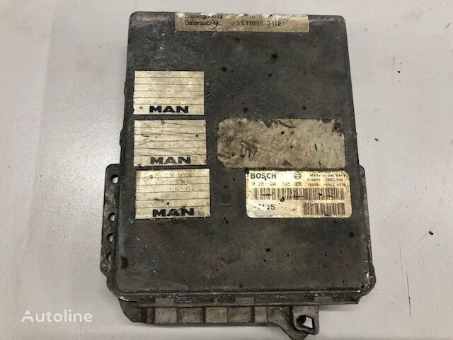 control unit for MAN truck