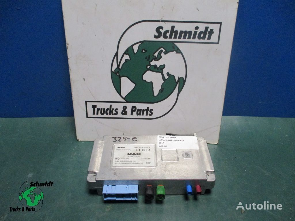 control unit for MAN TGS 18.400  truck