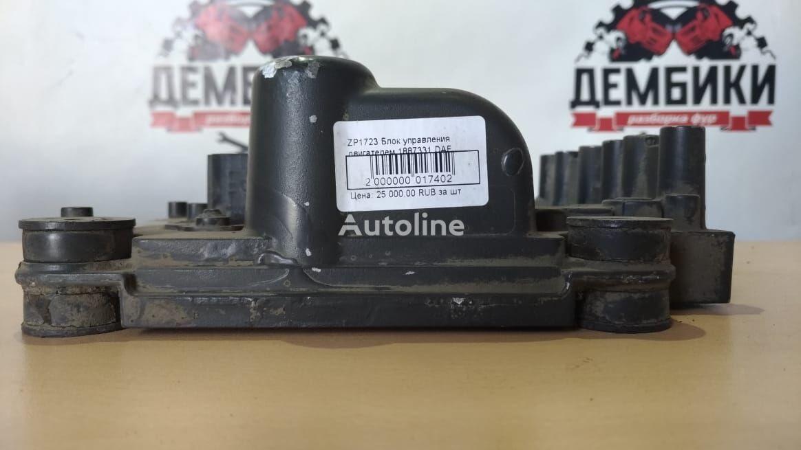 control unit for DAF XF105 truck