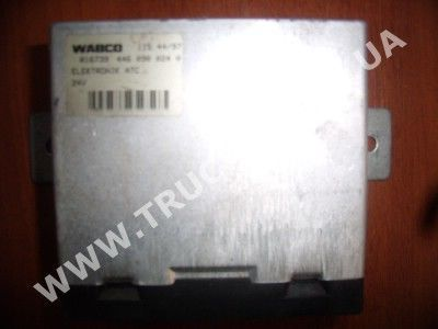 WABCO control unit for truck