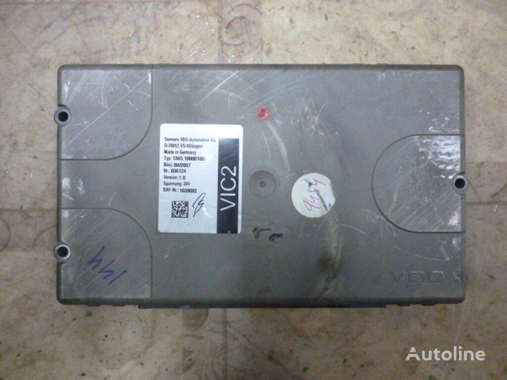 Blok elektronnyy XF 105 control unit for truck