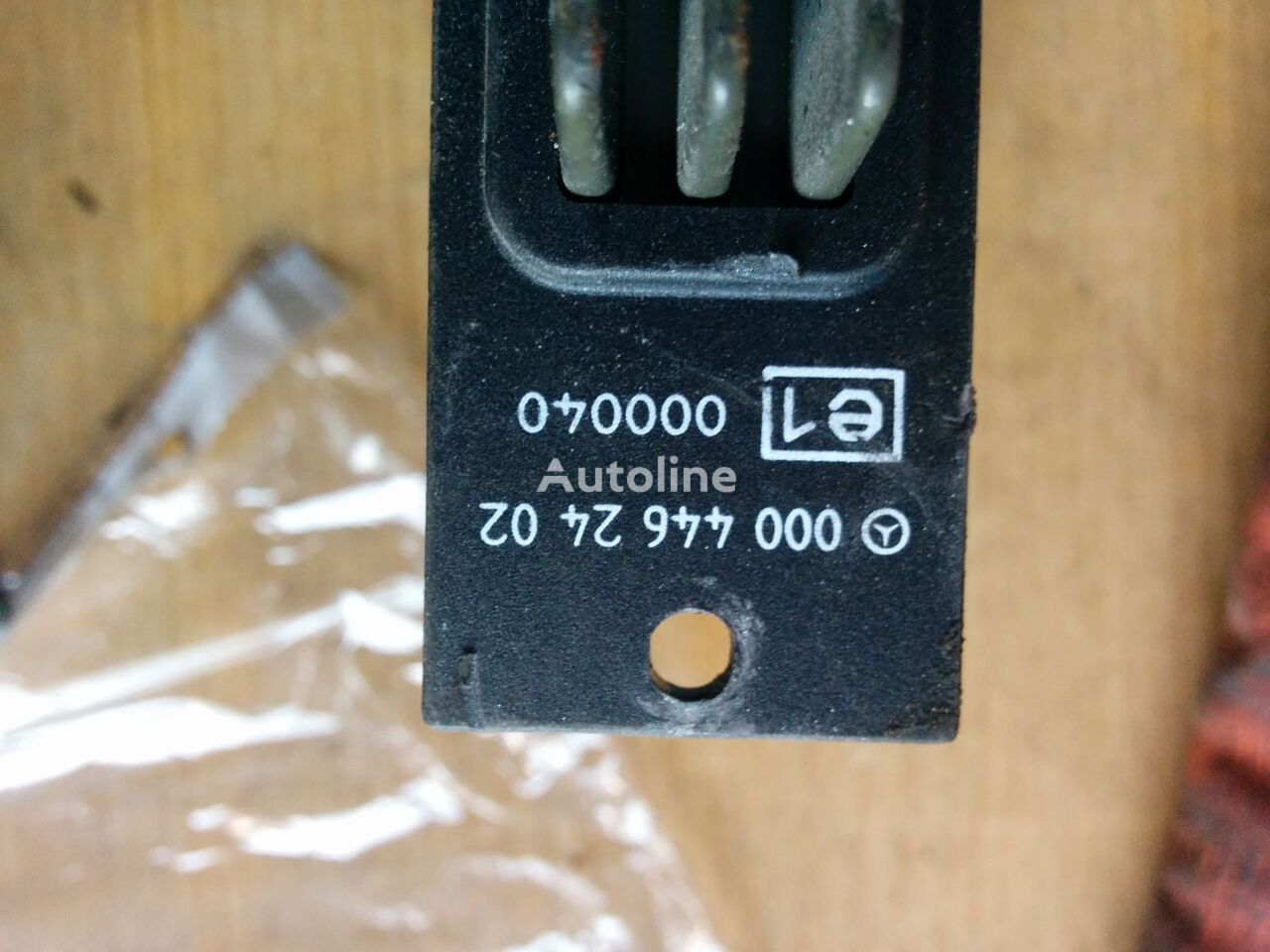control unit for NEOPLAN bus