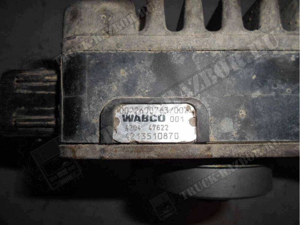 control unit for MERCEDES-BENZ tractor unit