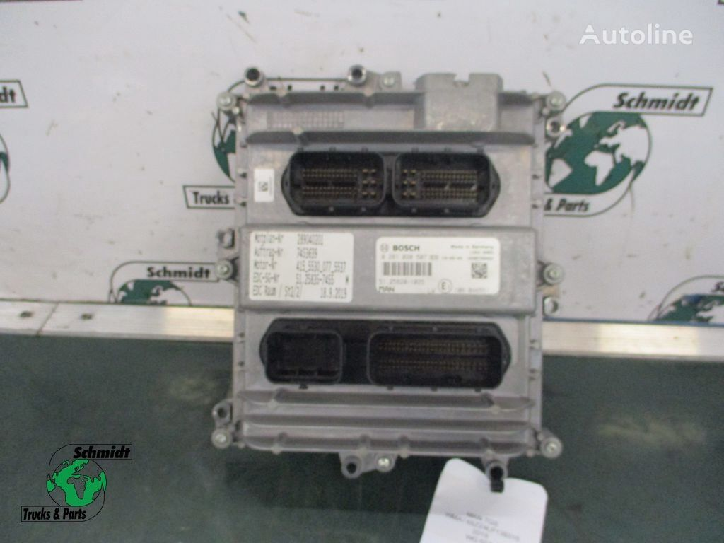 BOSCH Motormanagement EDC (51.25820-1025) control unit for MAN truck