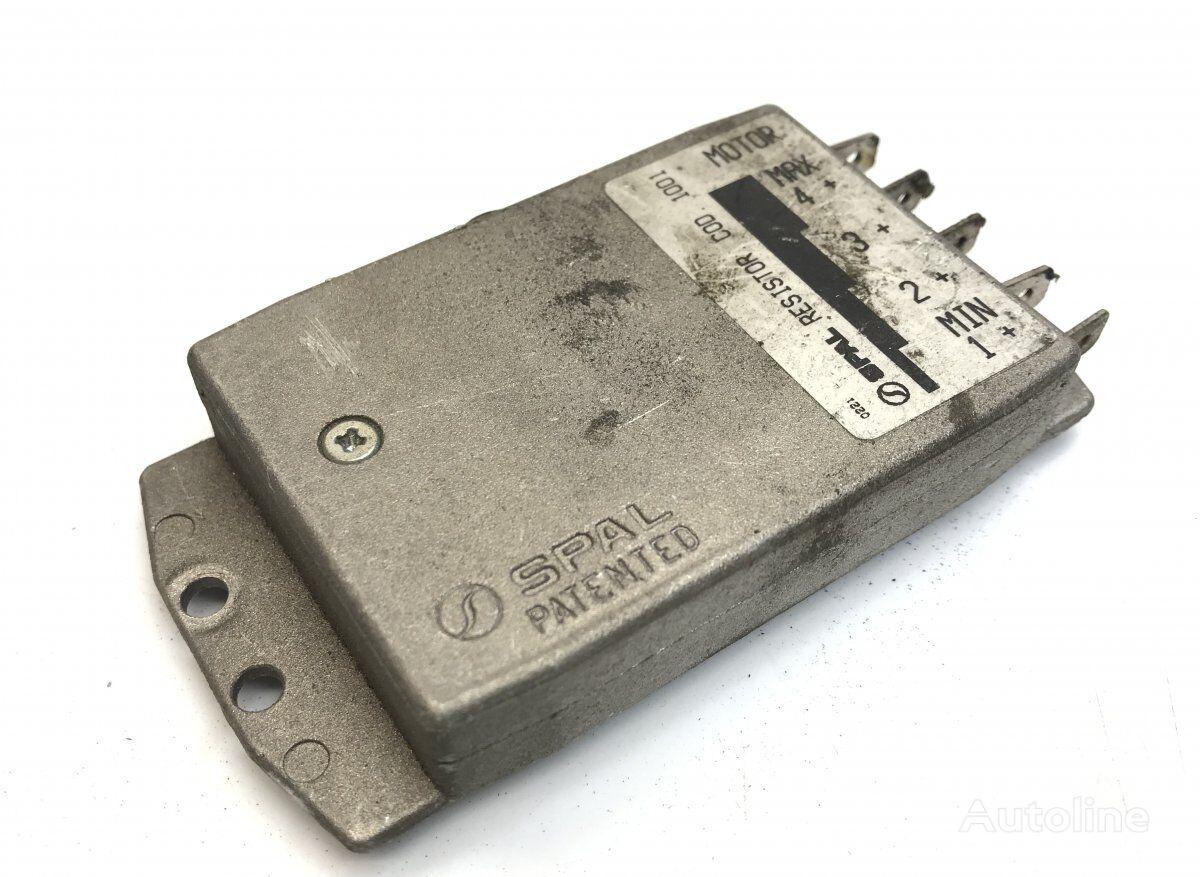 Cabin Heater Fan Rheostat (77700215) control unit for VOLVO B6/B9/B10/B12 bus (1973-2003) bus