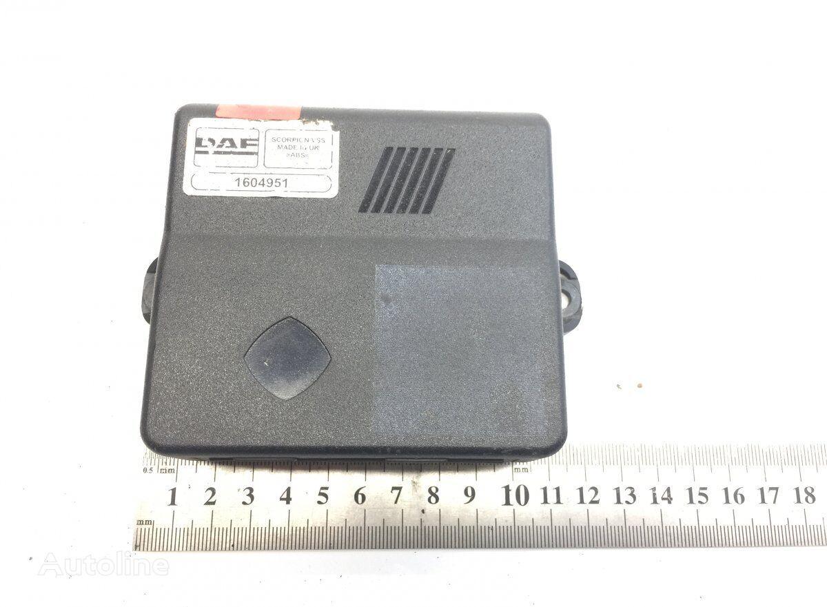 DAF (01.02-12.06) control unit for DAF XF95/XF105 (2001-) tractor unit