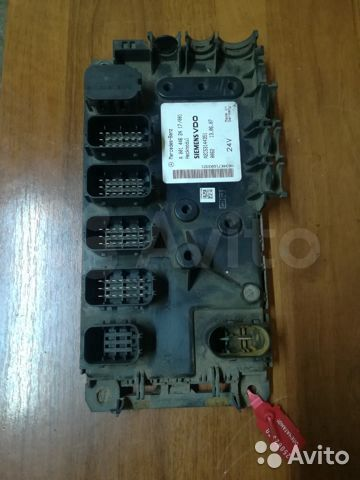 Heckmodul (A0014462617) control unit for MERCEDES-BENZ truck