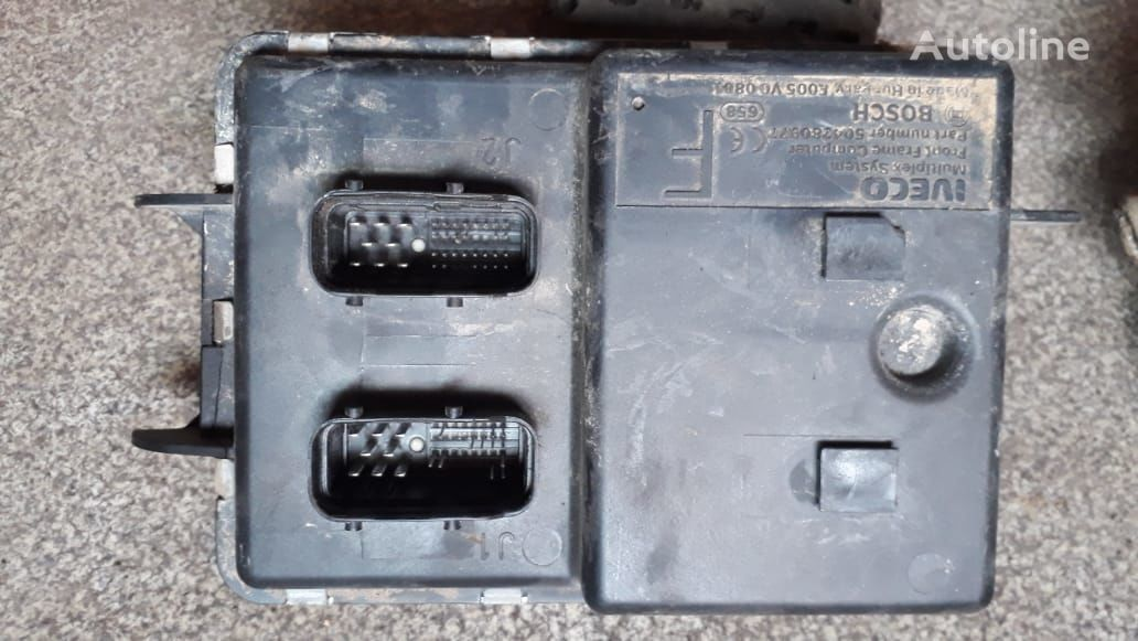 IVECO elektronnyy FFC (504280977) control unit for IVECO Stralis tractor unit