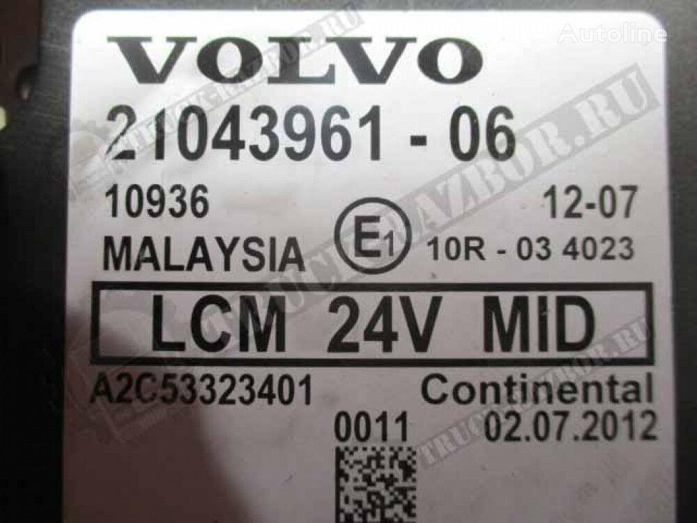 LCM control unit for VOLVO tractor unit