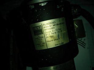 MAN AU505263 81.98138-6528 control unit for MAN Leon Citi bus