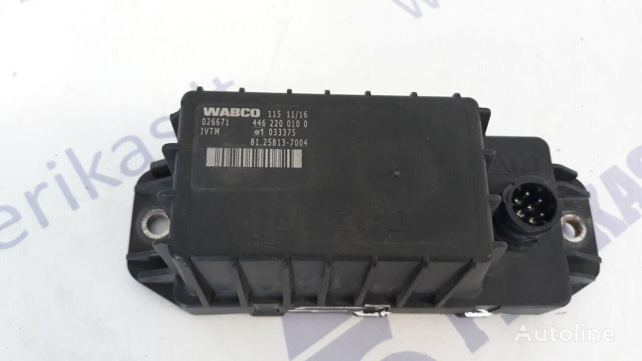 MAN tyre pressure monitor control unit (81258137004) control unit for MAN TGX tractor unit