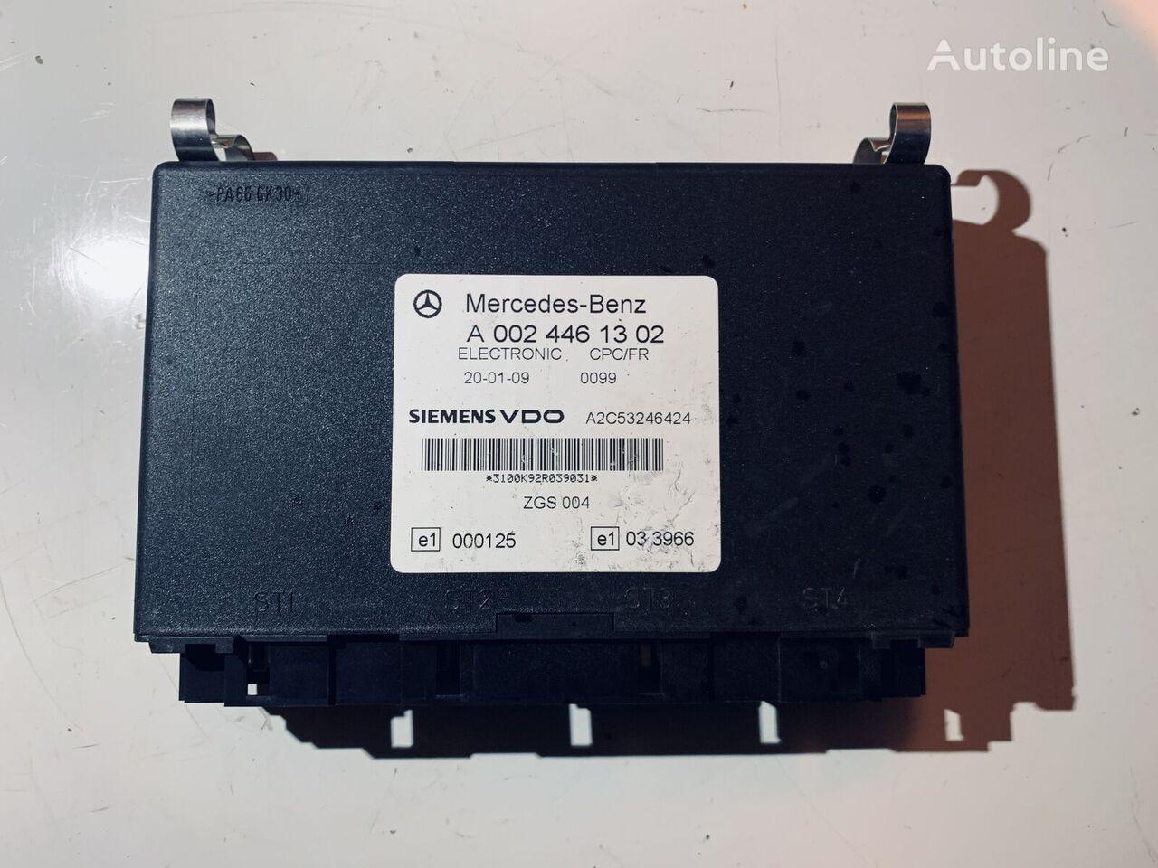 MERCEDES-BENZ (A0024461302) control unit for MERCEDES-BENZ 1824 tractor unit