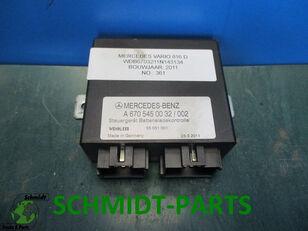 MERCEDES-BENZ A 670 545 00 32 control unit for automobile