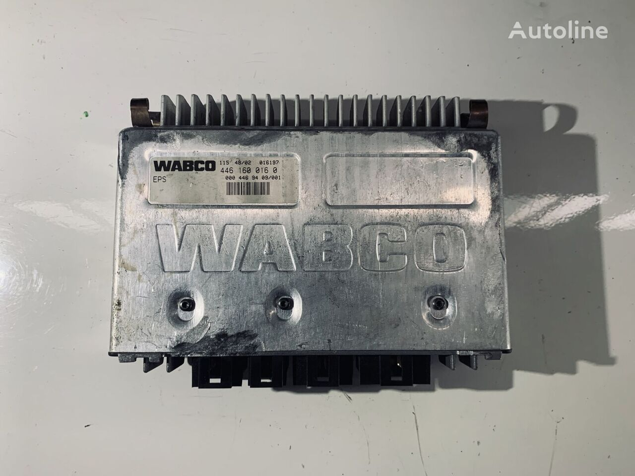 MERCEDES-BENZ ACTROS (0004469409/001) control unit for tractor unit