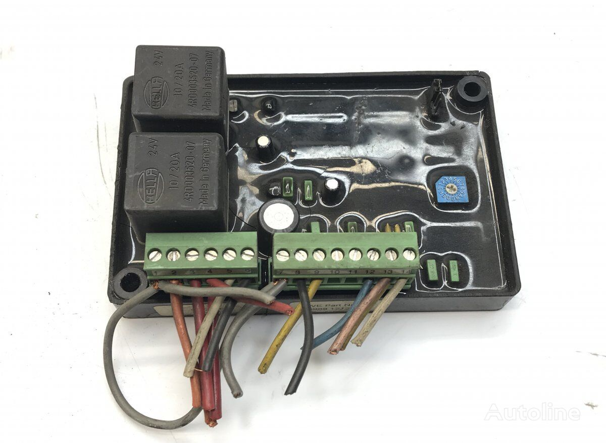 VOLVO B12B (01.97-12.11) (SN2776) control unit for VOLVO B6/B7/B9/B10/B12/8500/8700/9700/9900 bus (1995-) bus