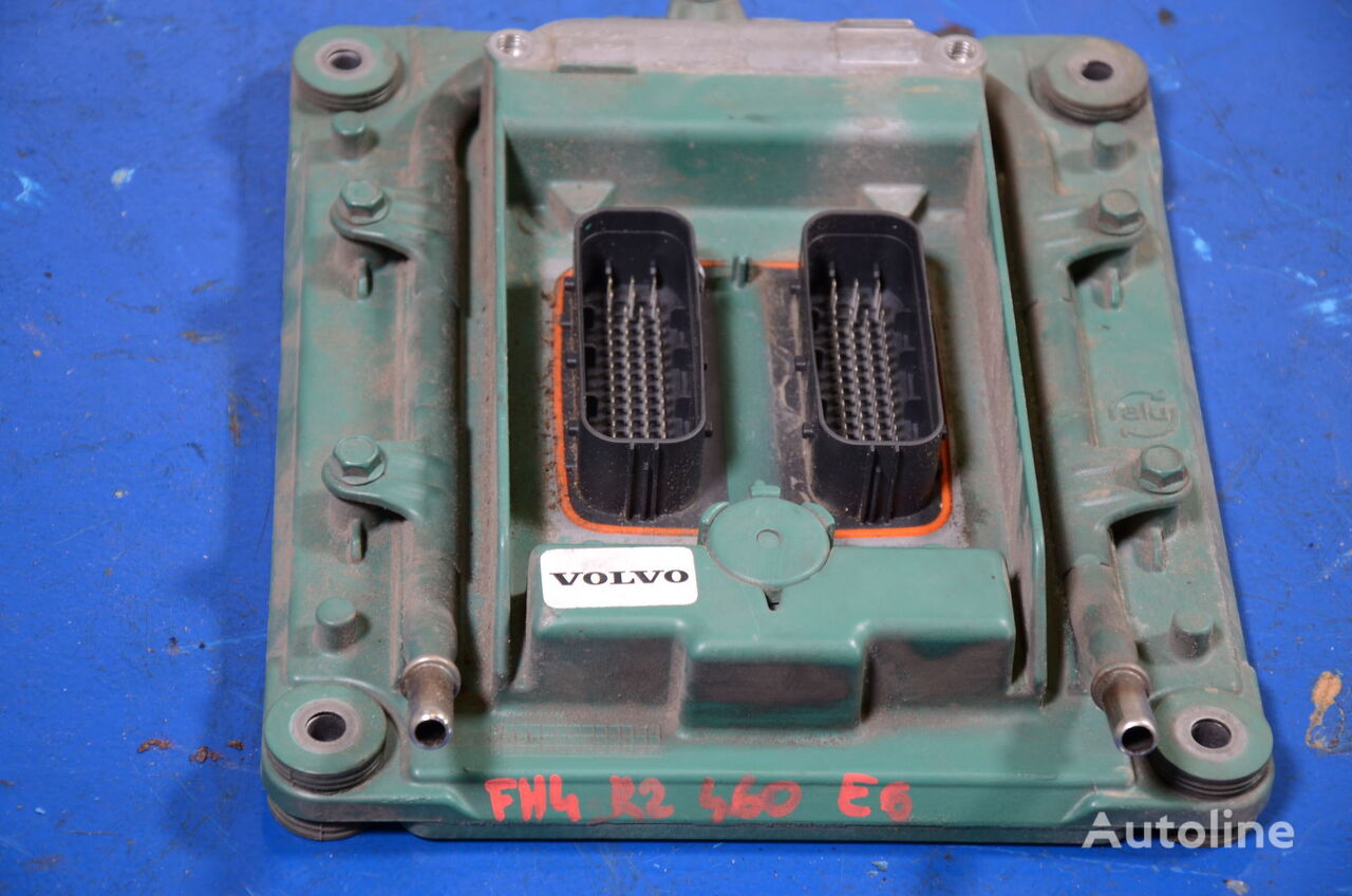 VOLVO D13K variklio valymo blokas (21900553) control unit for VOLVO FH4 tractor unit