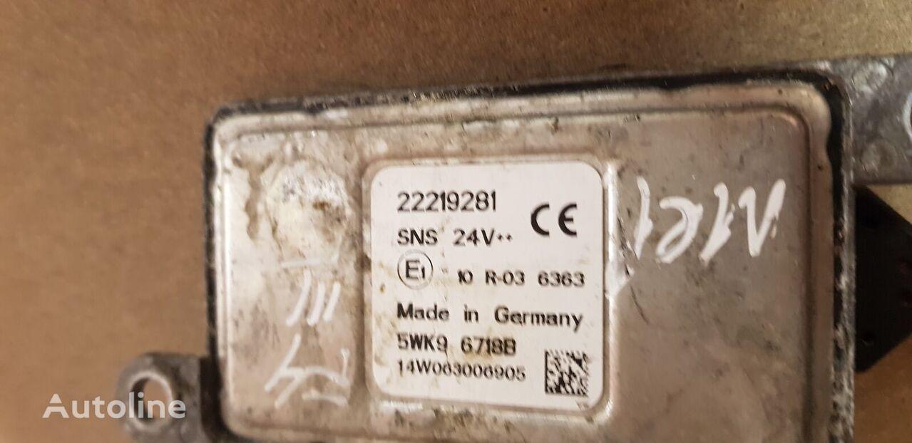 VOLVO NOX sensor FH4, FM, FL EURO6, 22219281, 22315988, 22827991, 2282 control unit for VOLVO FH4, FM, FL EURO6 tractor unit