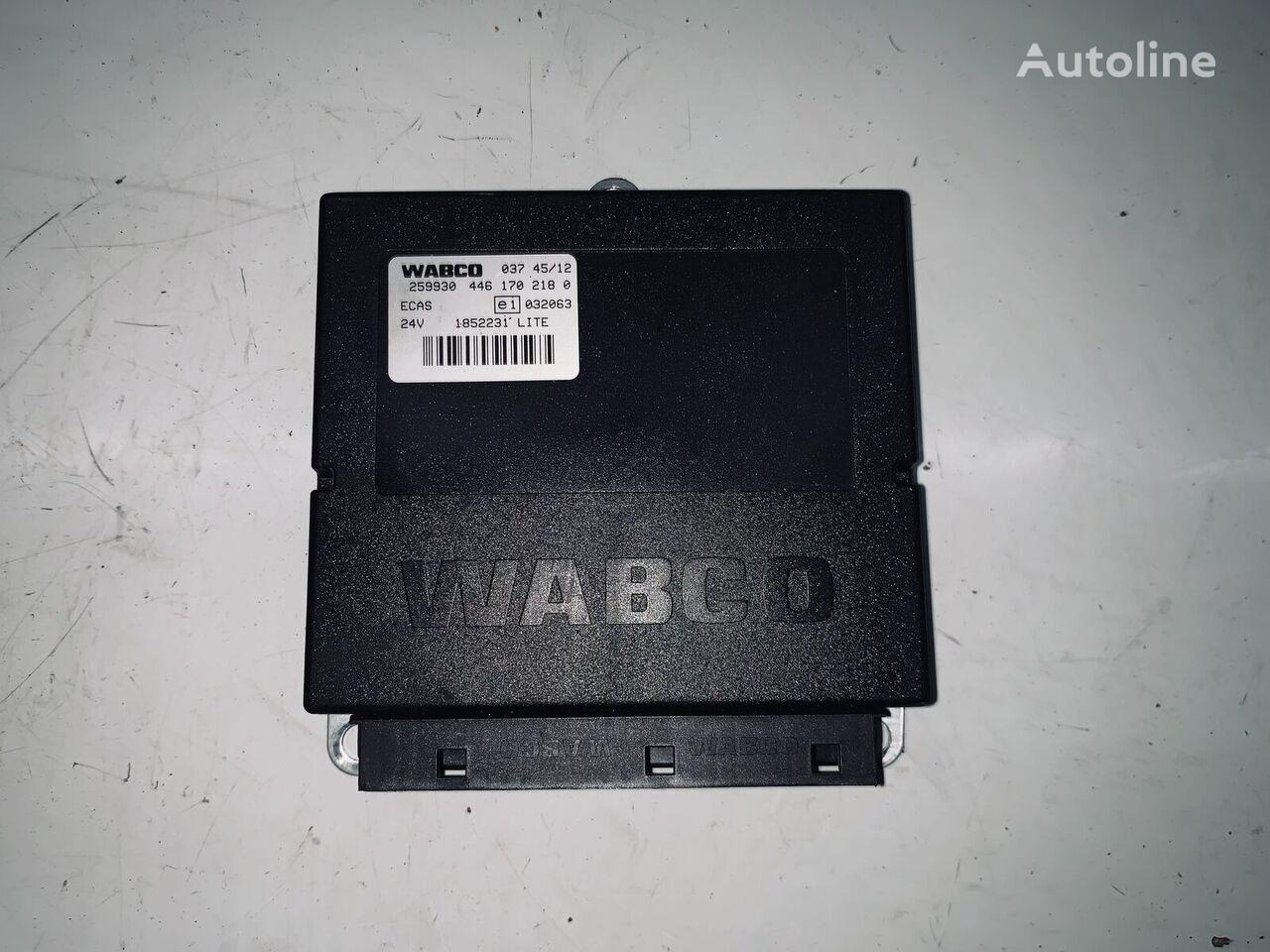 WABCO control unit for DAF 65 tractor unit