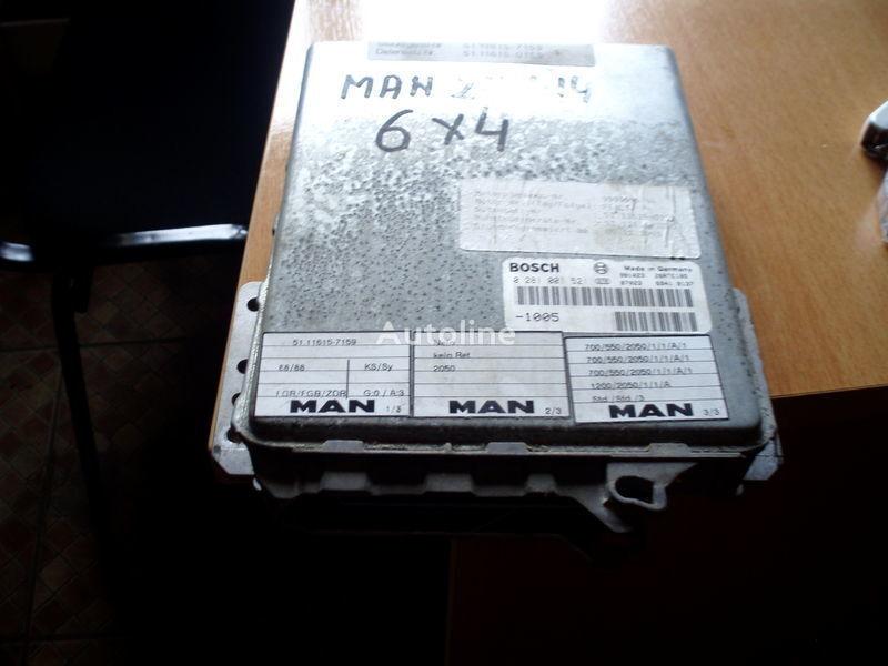 BOSCH 0281001521 ECU  51.11615.7159 control unit for 27.414 truck