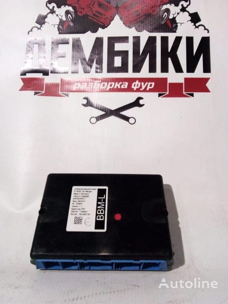 BBM-L 1740941 control unit for DAF XF105 truck
