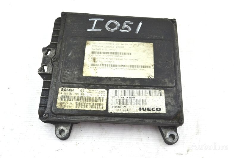 BOSCH control unit for IVECO Stralis (2002-) truck