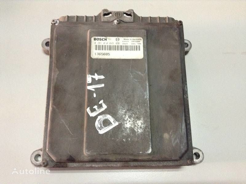 BOSCH control unit for MAN DAF, IVECO, RENAULT, SCANIA , VOLVO, MERCEDES BENZ. tractor unit
