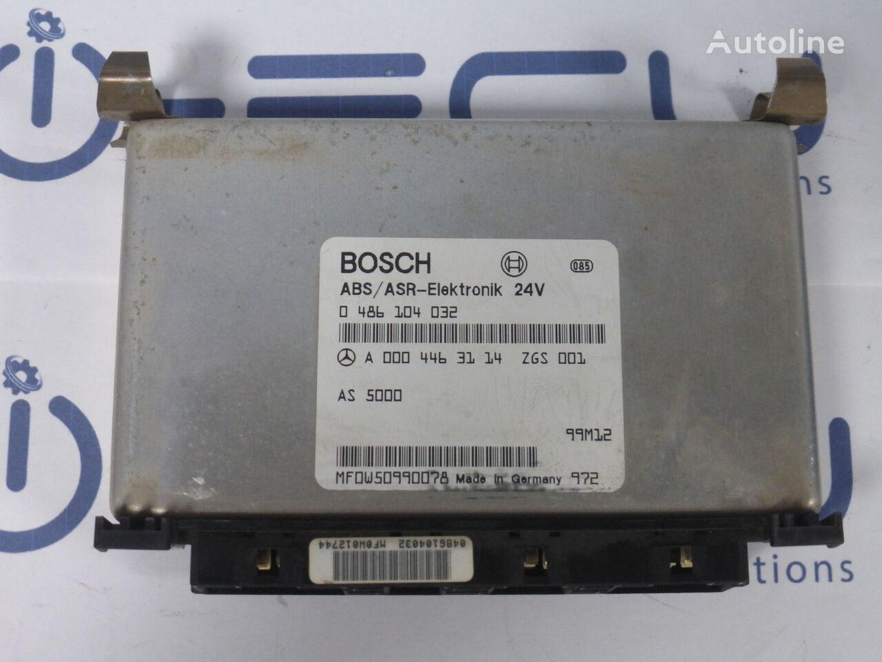 BOSCH 0004463114 control unit for MERCEDES-BENZ ATEGO truck