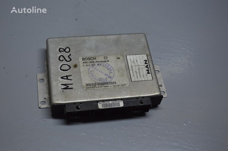 BOSCH 3-series 19.403 (01.94-) (81259356664) control unit for MAN 3-series L/M/F (1993-) truck