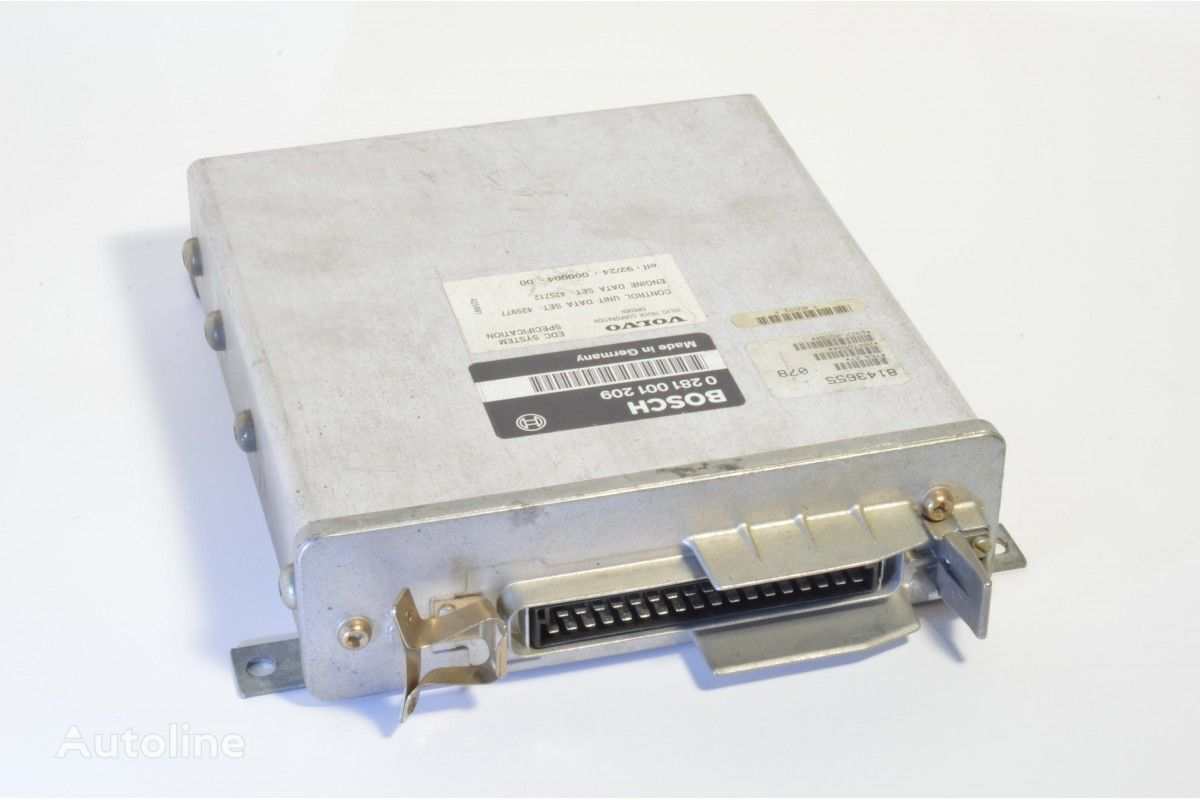 BOSCH ECU 425977, 425712 control unit for tractor unit