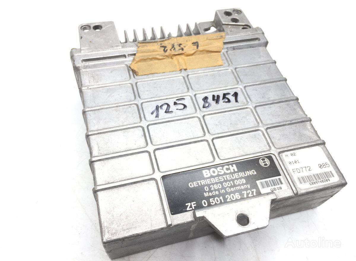 BOSCH Gearbox Control Unit (0260001009) control unit for SCANIA 4-series 94/114/124 bus (1995-2005) tractor unit