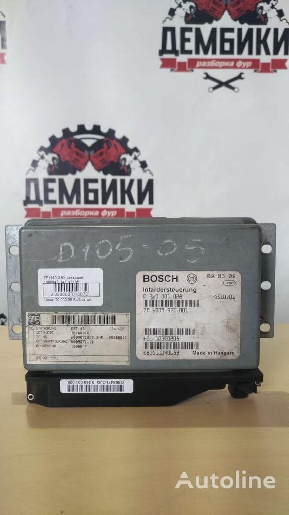 BOSCH EBU retardoy control unit for DAF XF105 truck