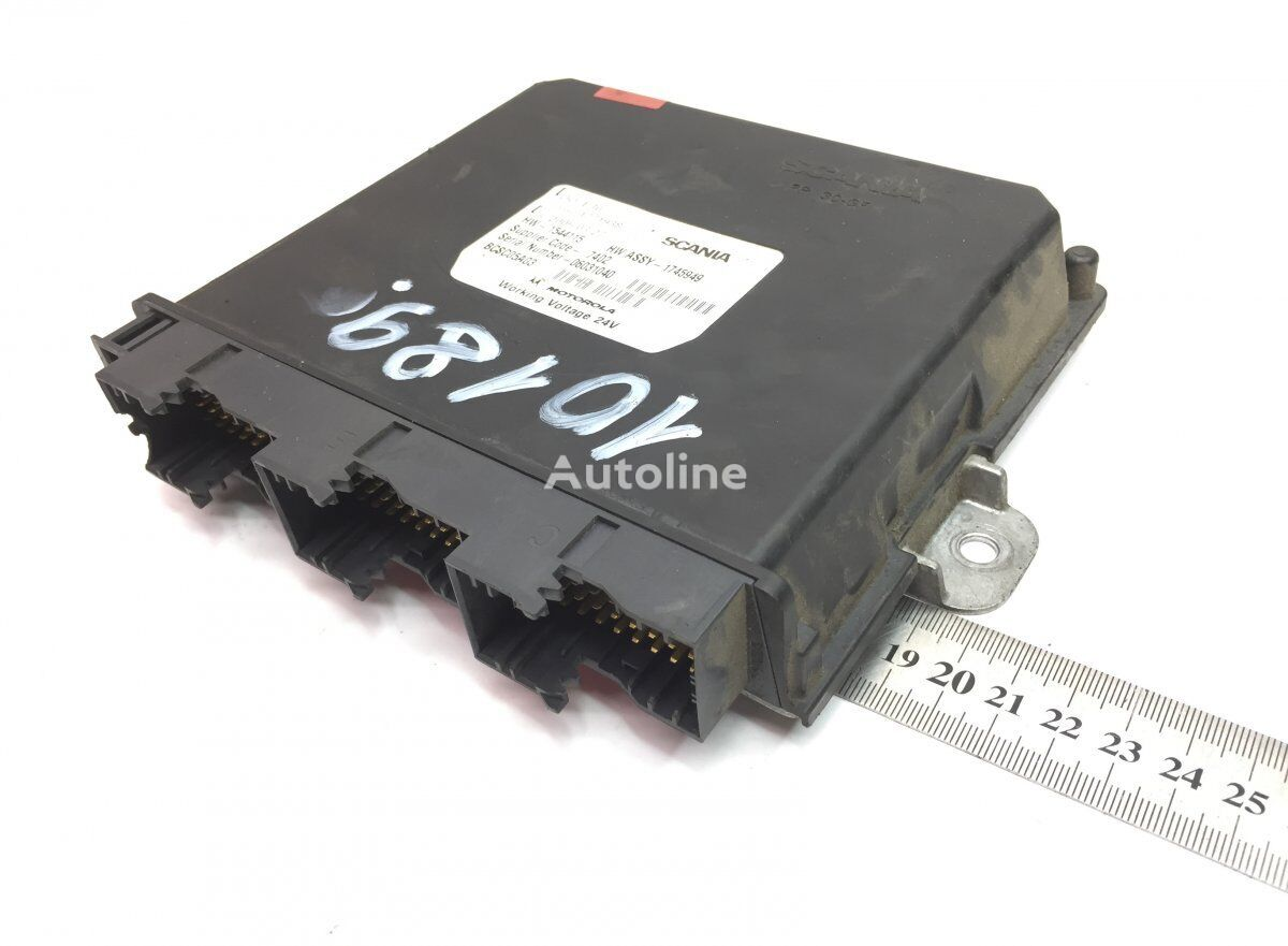 COO control unit for SCANIA K N F-series bus (2005-) bus