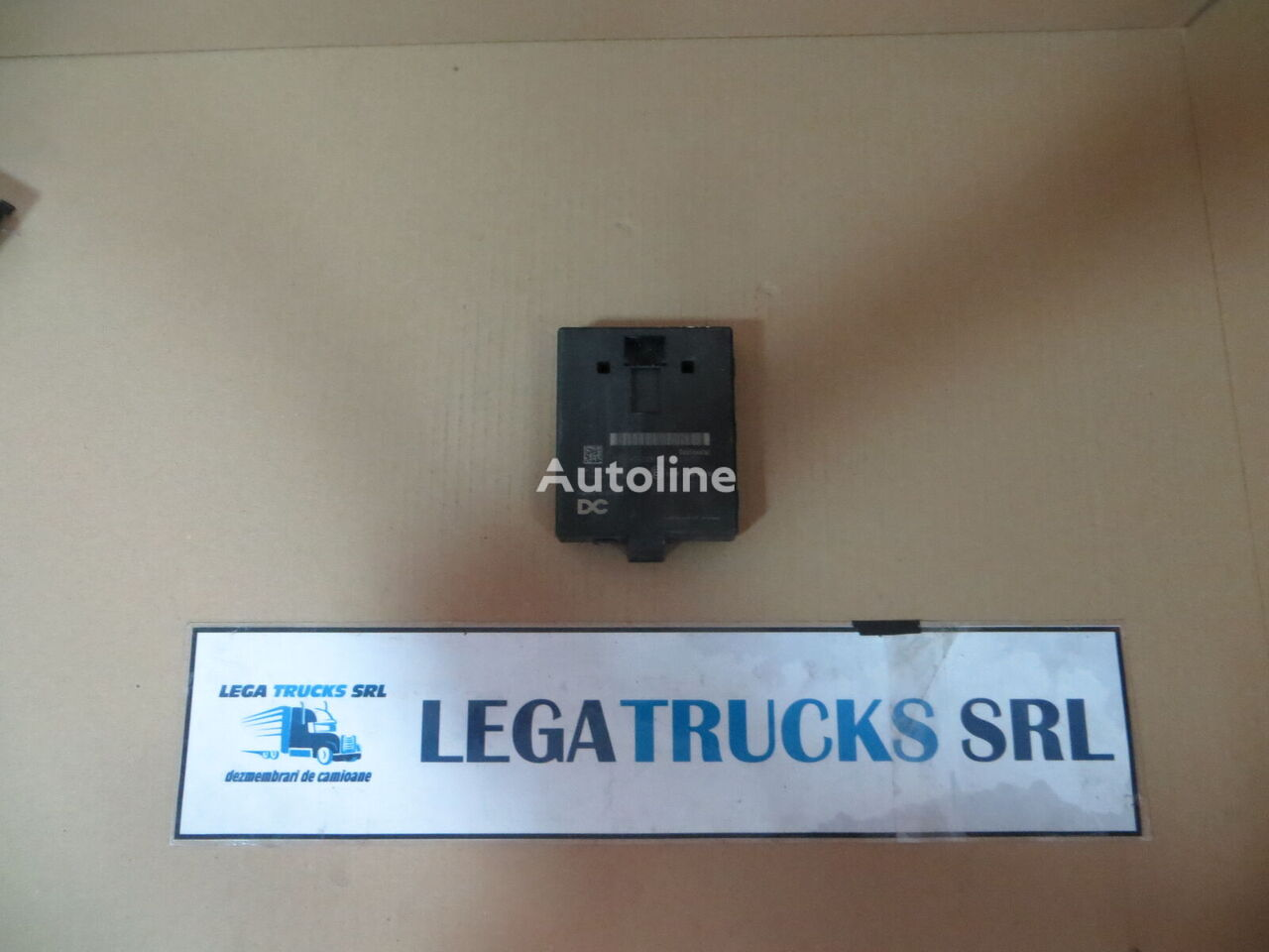 Calculator central gateway control unit for MERCEDES-BENZ Actros MP4  tractor unit