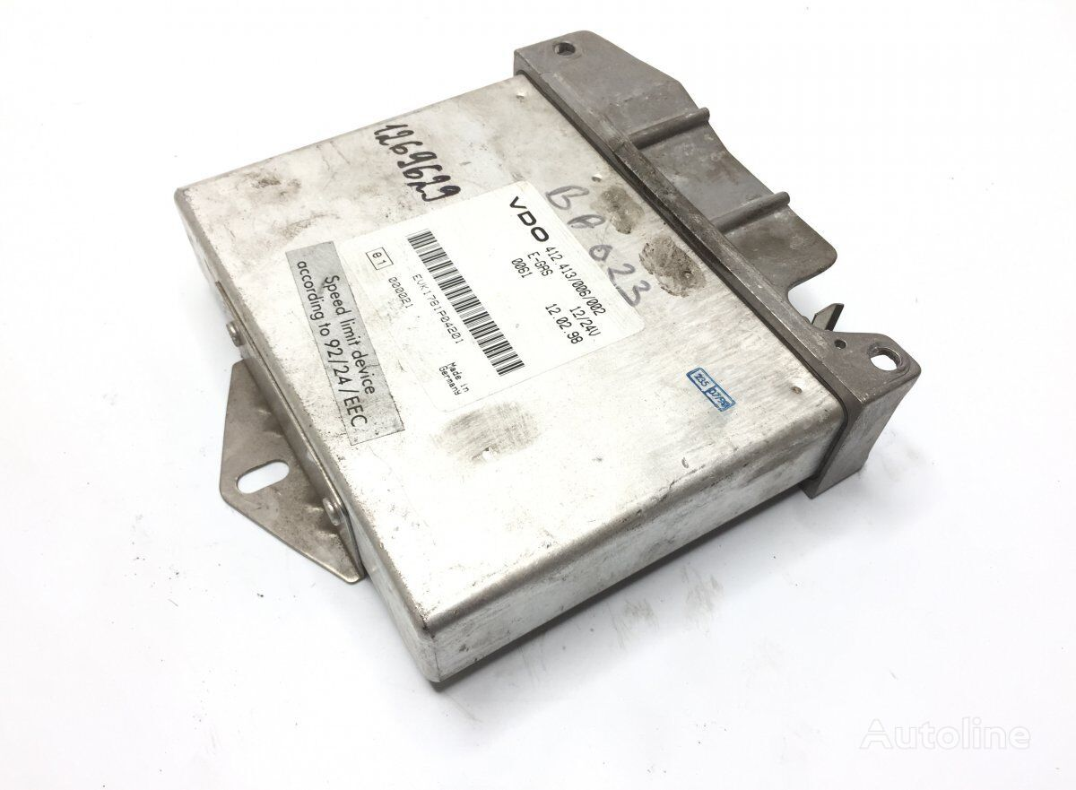 Control Unit, Speed Limiter control unit for SCANIA 4-series 94/114/124 (1995-2005) truck