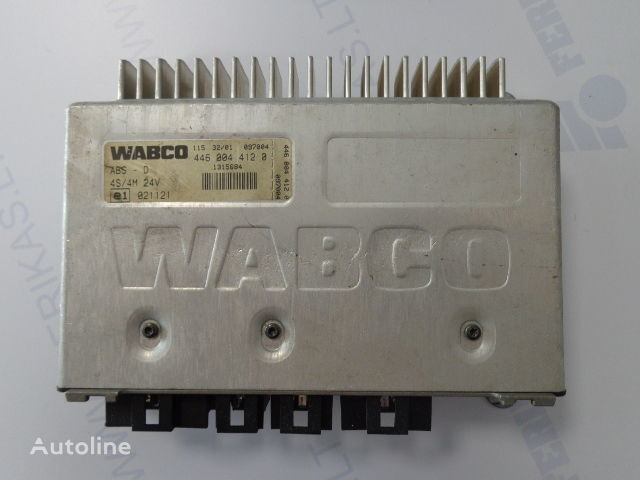 WABCO 4460044120 , 4460044140 Control unit 131568 44460044120 , 4460044140 (WORLDWIDE DELIVERY) control unit for DAF 105 XF tractor unit