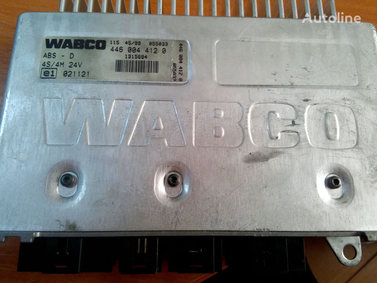 DAF 4460044120 WABCO control unit for DAF CF truck
