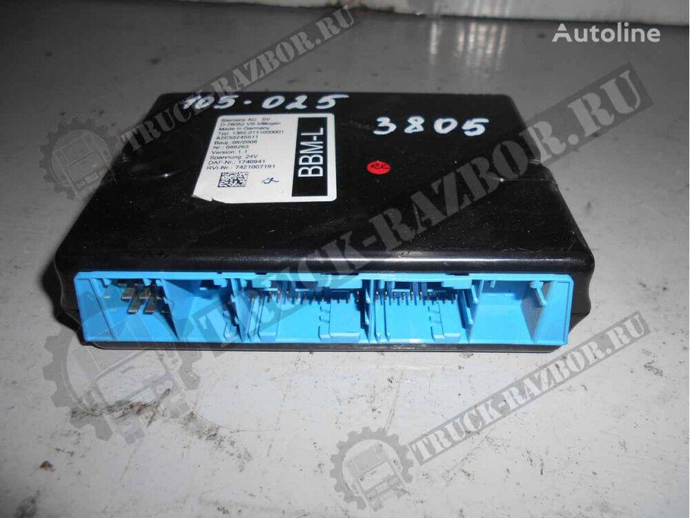 DAF BBM-L control unit for DAF tractor unit
