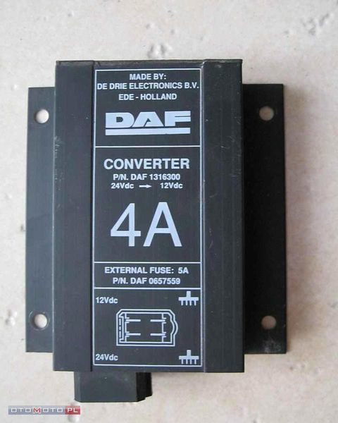 PRZETWORNICA control unit for DAF DAF XF/CF tractor unit